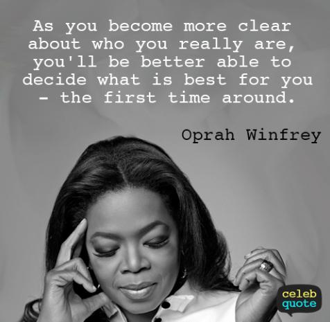 oprah everyday power blog