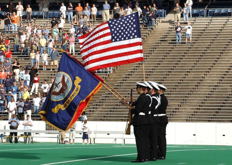 militarywithflag