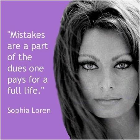 Inspirational sophia loren quotes Sophia Loren Quotes